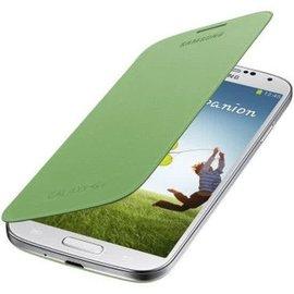Samsung Flip Cover voor de Samsung Galaxy S4 (Galaxy i9500) (green) (EF-FI950BGEG)