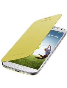 Samsung Flip Cover voor de Samsung Galaxy S4 (Samsung Galaxy i9500) (yellow) (EF-FI950BYEG)