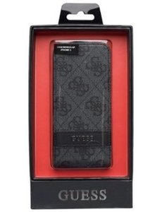 Guess Guess Collection Flip Case Grey iPhone 5 / 5S / SE