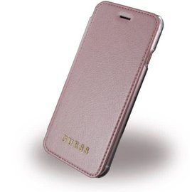 Guess Guess IriDescent Book Case/Cover - Samsung Galaxy S8+ (Plus versie) - RoseGoud