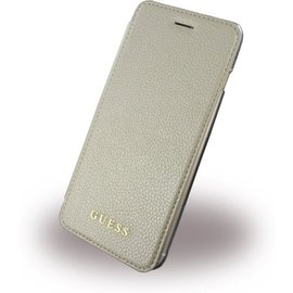 Guess Guess IriDescent Book Case/Cover Samsung Galaxy S8 Goud