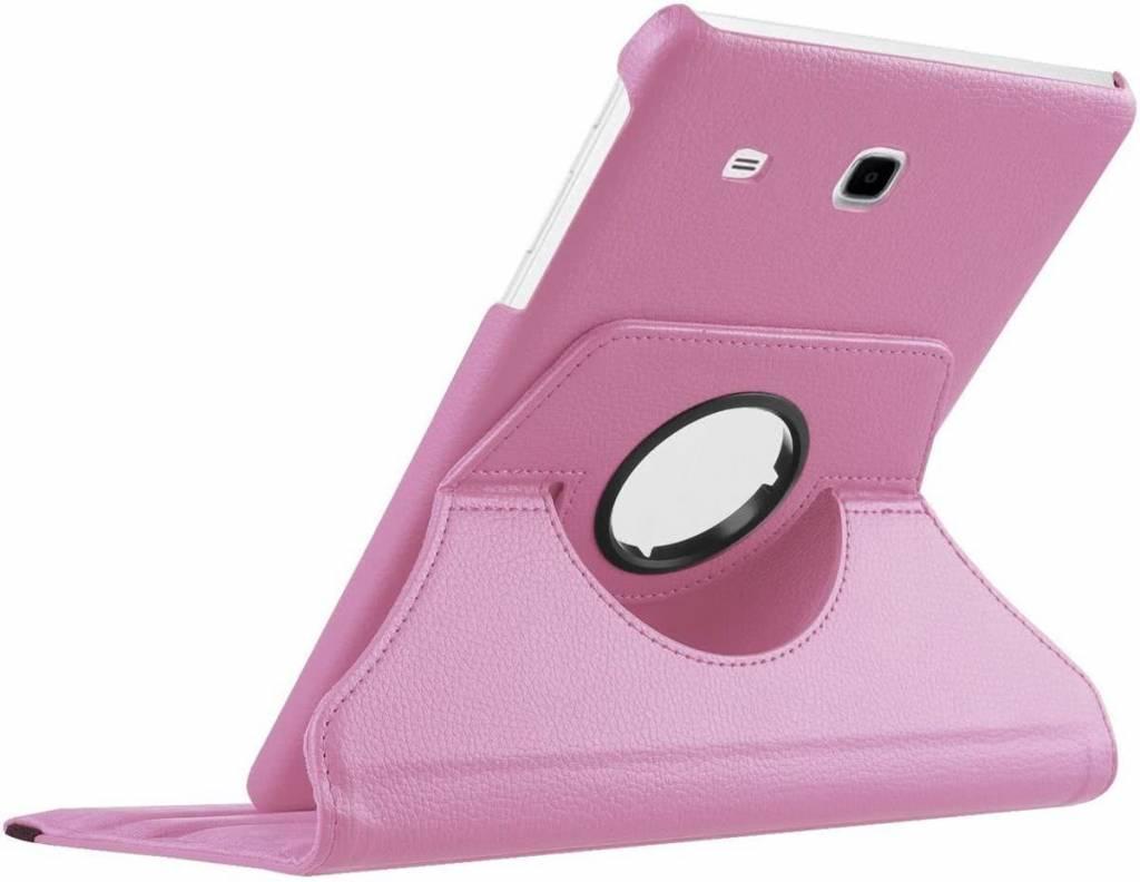 Hoesje Met Licht : Ntech ntech licht roze galaxy tab e inch tablet case hoesje
