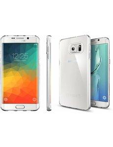 OU case Samsung Galaxy S6 Edge Plus ultra thin transparant TPU hoesje
