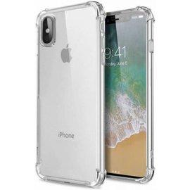 Ntech Ntech Shock Proof TPU Frame hoesje voor de iPhone X / Xs