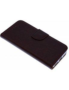 Merkloos iPhone 6 / iPhone 6S Portmeonnee hoesje / booktype case Bruin