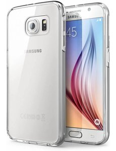 OU case OuCase Samsung Galaxy S6 Edge Plus Ultra thin Siliconen Gel TPU Hoesje / Case/ Cover Transparant Naked Skin