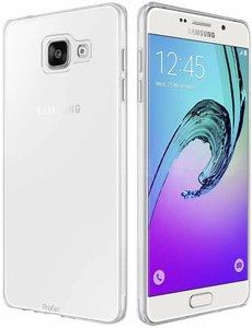 Merkloos Samsung Galaxy A5 (2016 A510F) Ultra Dun transparant tpu case cover hoesje