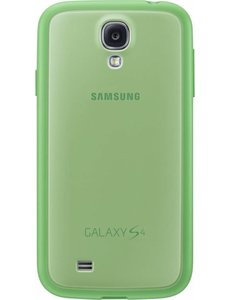 Samsung Samsung protective cover - green - for Samsung I9505 Samsung Galaxy S4