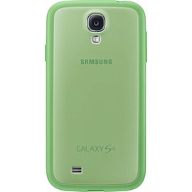 Samsung Samsung protective cover - green - for Samsung I9505 Galaxy S4