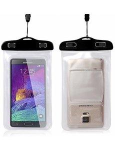 Merkloos Waterdichte telefoon hoesje / waterbestendig pouch voor Xperia Z5 / Z5 premium / Z5 Mini / Z4 / Z4 / Z2 / Z3 / Z1, Huawei P9 / P8 Lite / P7 / G8 / G7