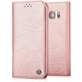Xundd Xundd Samsung Galaxy S8 Portemnnee Hoesje soft skin leather case met  pasjes Rose Goud