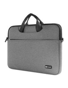 Sheng Beier Grijs Sheng Beier Universele 13.3 inch laptop/tablet Shock & Spatwater proof Draagtas schouderriem