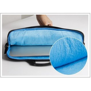 Sheng Beier Zwart Sheng Beier Universele 13.3 inch laptop/tablet Shock & Spatwater proof Draagtas schouderriem