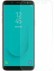 Merkloos Samsung Galaxy J6 (2018) Tempered glass /Beschermglas Screenprotector