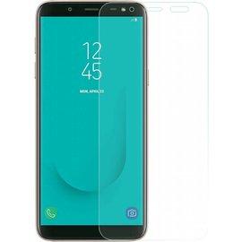 Merkloos Samsung Galaxy J6 (2018) Tempered glass /Beschermglas Screen Protector