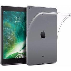 Ntech Ntech Apple iPad 9.7 (2017) hoesje - Soft Ultra dunne TPU case - transparant