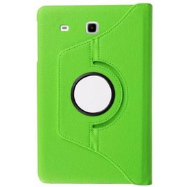 Merkloos Samsung Galaxy Tab A 7.0 inch T280 / T285 Case met 360ᄚ draaistand cover hoesje - Groen