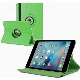 Merkloos iPad Pro 9.7 inch Case met 360ᄚ draaistand cover hoes - Groen