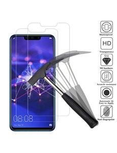 Merkloos Huawei Mate 20 Lite Glazen Screenprotector Tempered Glass (0.3mm)