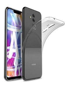 Merkloos Huawei Mate 20 Lite ultra thin tansparant TPU hoesje clear