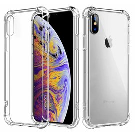 Merkloos Shock Proof TPU Frame hoesje voor de iPhone Xr