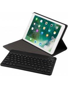 Merkloos Zwart Magnetically Detachable / Wireless Bluetooth Keyboard hoesje met toetsenbord voor Apple iPad (2018) / Air 1 / 2 / iPad Pro 9.7 inch / iPad 2017
