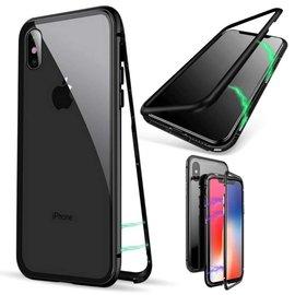 Ntech Ntech Magnetisch iPhone Xs Max  hoesje - ZWARTE - voor iPhone Xs Max