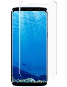 Merkloos Samsung Galaxy J4+ (Plus) 2018 Beschermglas Screenprotector / Tempered Glass Screen