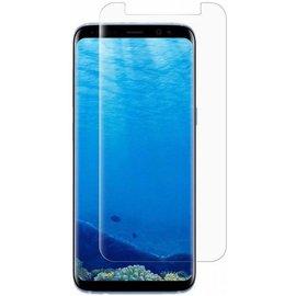 Merkloos Samsung Galaxy J4+ (Plus) 2018 Beschermglas Screen Protector / Tempered Glass Screen