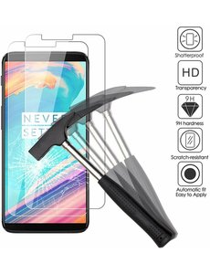 2 stuks - OnePlus 5T glazen Screenprotector / Tempered Glass (0.3mm)