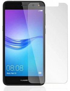 1 + 1 Gratis - Huawei Y6 2017 glazen Screenprotector Tempered Glass (0.3mm)