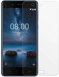 1 + 1 Gratis - Nokia 7 glazen Screenprotector Tempered Glass (0.3mm)