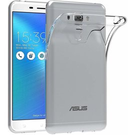 Ntech Ntech Asus Zenfone Selfie ( ZD551KL ) Transparant Siliconen Ultra Thin hoesje