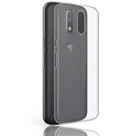 Ntech Ntech Motorola Moto E3 Transparant Siliconen Ultra Thin hoesje