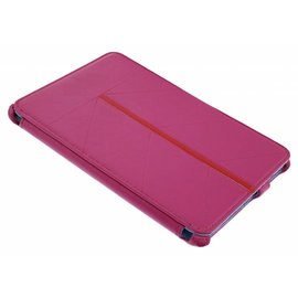 Ntech Ntech Pink Apple iPad Mini Multi Stand Stripe Case Extra Luxe Hoesje