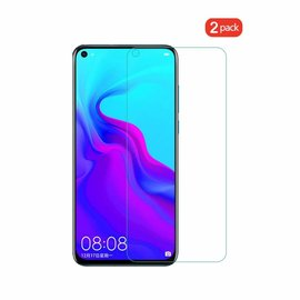 Ntech Ntech 2Pack Huawei Honor view 20 Screen Protector-9H HD clarity Hardness Tempered Glass