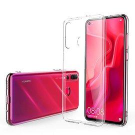 Ntech Ntech Huawei Nova 4 Transparant Hoesje Durable Flexible & Scratch Resistent Clear TPU Case