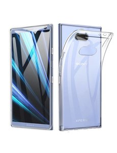 Ntech Ntech Sony Xperia XA3 Transparant TPU Back hoesje