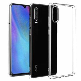 Ntech Ntech Huawei P30 Transparant Hoesje Durable Flexible & Scratch Resistent Clear TPU Case
