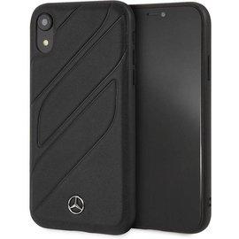 Mercedes Mercedes-Benz hardcase voor iPhone XR - Zwart