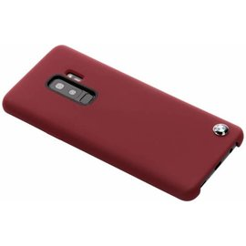 BMW BMW silicone backcover voor Galaxy S9 Plus - Rood