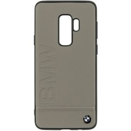 BMW BMW silicone backcover voor Galaxy S9 Plus - Taupe