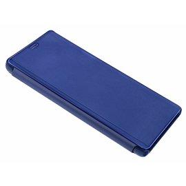 Ntech Ntech Donker Blauw LED Flip Cover Hoesje voor Samsung Galaxy S10e