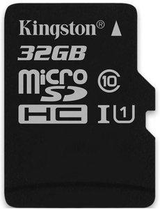 Kingston Kingston Micro SD kaart 32 GB - Class 10