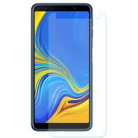 Merkloos Samsung Galaxy A7 (2018) Screen Protector Glas