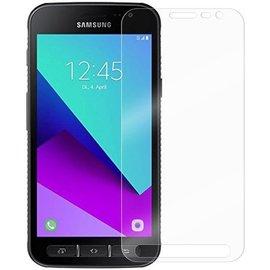 paxxmobile 2 stuks Samsung Galaxy X Cover 4 Tempered glass / Glazen screenprotector