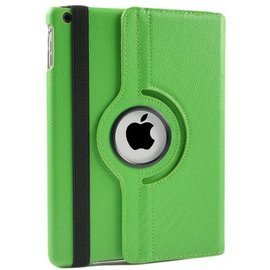 Jantie Splinter Apple iPad Air 1 cover draaibare hoesje groen. Merk Jantje Splinter