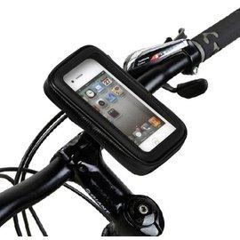 Merkloos Fiets Stuur houder Bike Holder voor iPhone 6 6s Plus / 7 Plus Samsung Galaxy S6 Edge plus / S7 edge / Sony Xperia Z5 Premium