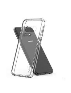 Puloka Puloka Samsung Galaxy S10 Transparant TPU Back hoesje