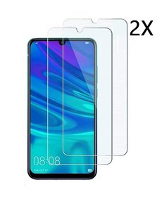 Ntech Ntech 2Pack Huawei Y6 Pro 2019 Screenprotector Tempered Glass